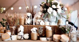 Think Outside the Vase: 12 Wedding Centerpiece Ideas