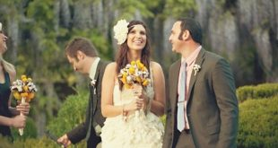 Carmel Valley Wedding by Melissa Diep 2019 Love this funky wedding and getting...