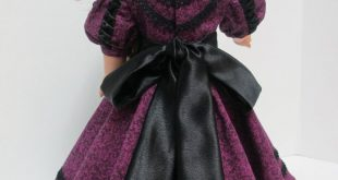 Late 1800's Fashion Coming Out Dress for Marie Grace or Cecile