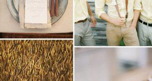Rustic Fields of Suffolk Wedding Inspiration