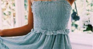 VIOLET ruffle short dress