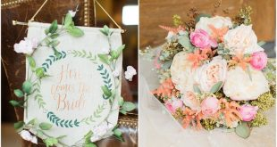 Weddings to Celebrate: Megan + Blaise's Briscoe Manor Wedding