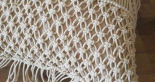 Macramé pillow cover Boho cushion cover 100% cotton wedding pillow cover boho home decor, customized