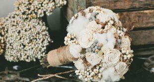 24 Gorgeous Wood Flower Bouquets
