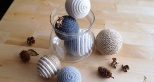 6 White, Grey and Beige Color Hemp Rope and Cotton String Balls Set 01 (H0001-01) | home decoration – centerpiece – wedding – home decor
