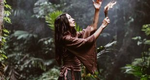 Linen Kimono Wrap cardigan • Women Tribal top • Gypsy Organic clothing • Brown Linen top • Bohemian