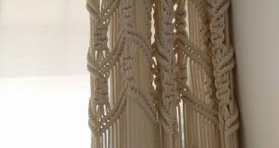 Macrame curtain large custom lace living Room curtain divider room wall hanging bohemian Hollywood decor large macrame wedding backdrop