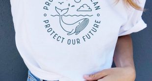 Protect Our Ocean, Protect Our Future. - Eco Tee